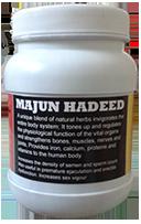 Majun Hadeed